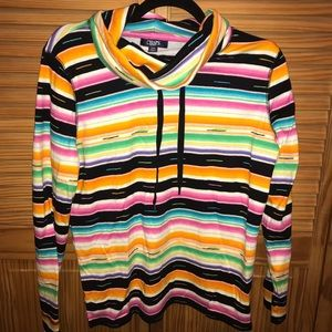 Rainbow 🌈Chaps Athletic Long Sleeve